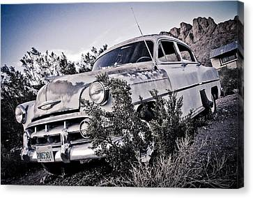 Back In 53 Canvas Print by Merrick Imagery