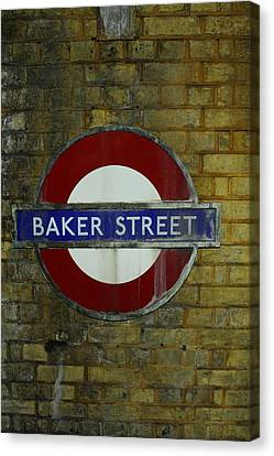 Baker Street Canvas Print by Steve K