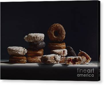 Bakers Dozen Canvas Print by Larry Preston
