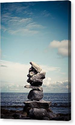 Balance Canvas Print by Olivia StClaire