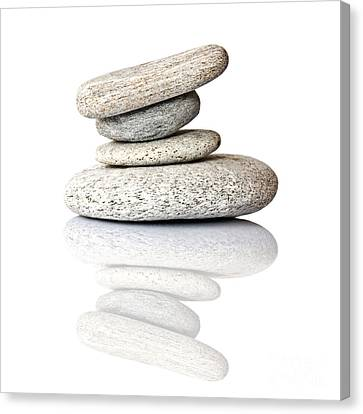 Balanced Canvas Print by Delphimages Photo Creations