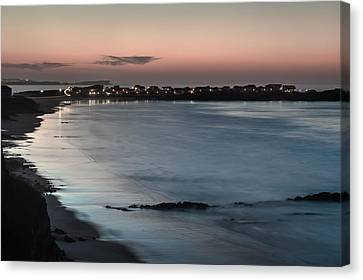Canvas Print featuring the photograph Baleal by Edgar Laureano