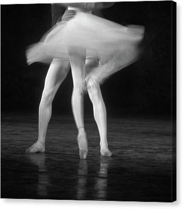 QUALITY CANVAS ART PRINT BALLET SLIPPERS A DANCERS POINTES