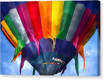 Balloon  Canvas Print by Betsy Knapp