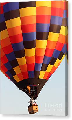 Balloon-color-7277 Canvas Print by Gary Gingrich Galleries