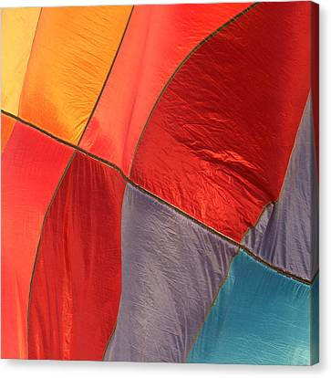 Balloon Colors Canvas Print by Art Block Collections