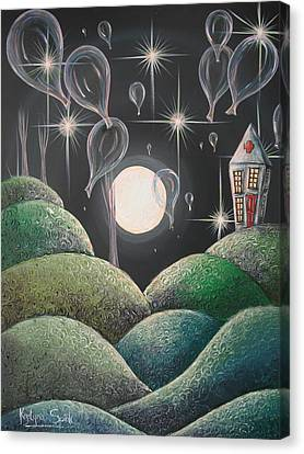 Balloon Hospital II Canvas Print