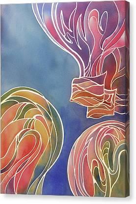 Balloons IIi Canvas Print