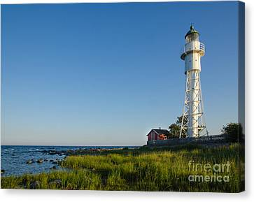 Baltic Sea Lighthouse Canvas Print