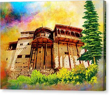 Baltit Canvas Print - Baltit Fort by Catf