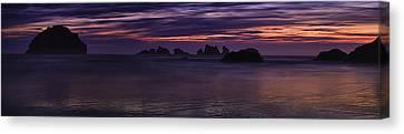 Bandon Panorama Canvas Print by Andrew Soundarajan