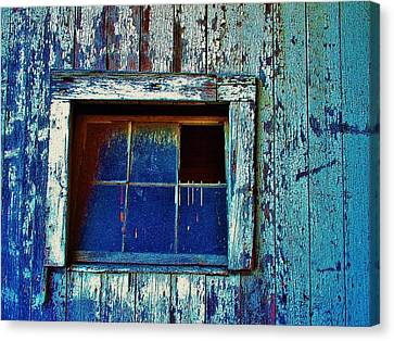 Barn Window 1 Canvas Print