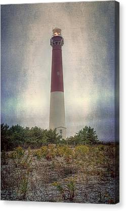 Guides Canvas Print - Barnegat Lighthouse Dawn by Joan Carroll