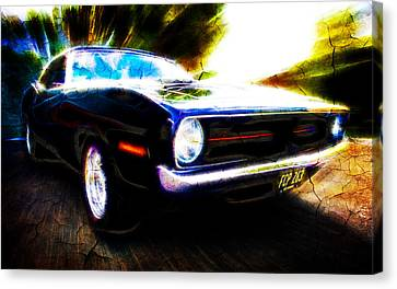 Barracuda Bliss Canvas Print by Phil 'motography' Clark
