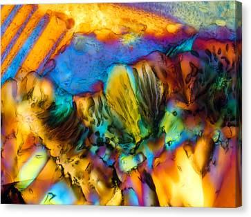 Canvas Print - Basalt 0.16mm 1 141 by Tom Phillips