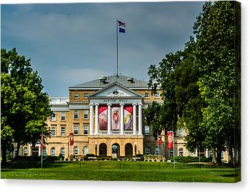 Bascom Hall Canvas Print