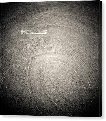 Baseball Park Canvas Print - Baseball Field 16 by YoPedro