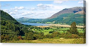 Bassenthwaite Lake Canvas Print by Jane McIlroy