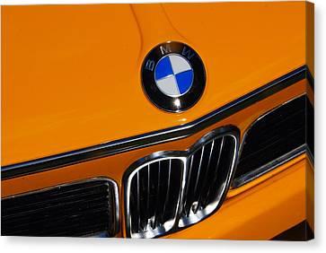 Bavarian Auto Werkes Canvas Print by John Schneider
