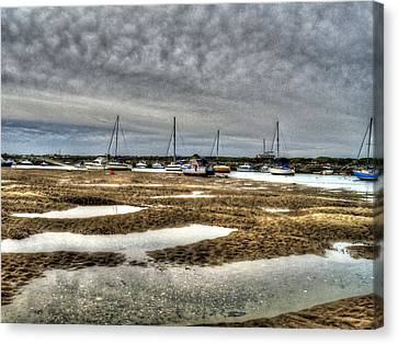 Bay Force Canvas Print by Doc Braham