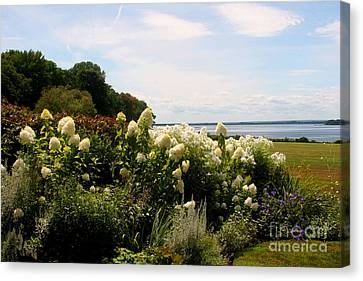 Bay View Bristol Rhode Island Canvas Print