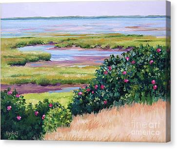 Bayside Marsh Canvas Print