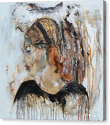 B.b. Canvas Print by Ismeta Gruenwald