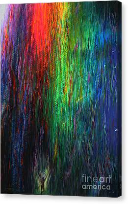 Canvas Print featuring the painting Be As Thou Art by Jeanette French