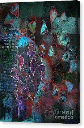 Flora Canvas Print - Be-leaf - J76073176a11b by Variance Collections