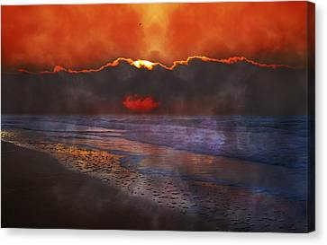 Be Still  Canvas Print by Betsy Knapp