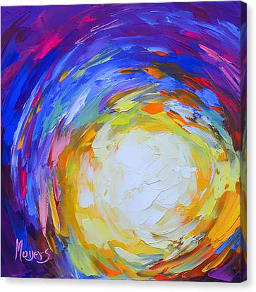 Be Thou My Vision Canvas Print by Mike Moyers