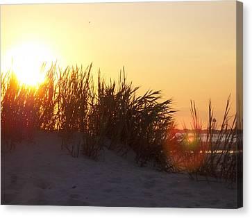 Beach #1 Canvas Print