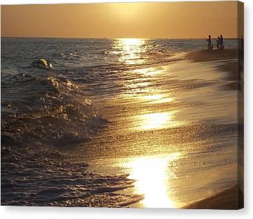 Beach #16 Canvas Print