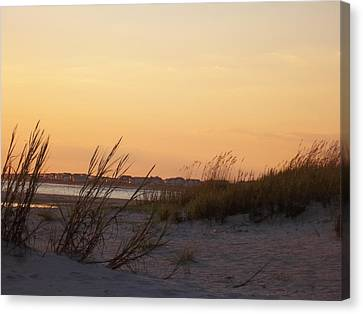 Beach #2 Canvas Print