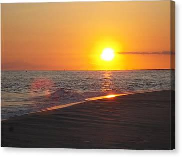 Beach #8 Canvas Print