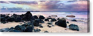 Approaching Storm Canvas Print by Rod McLean