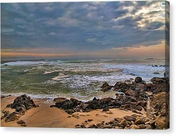Beach Landscape Canvas Print