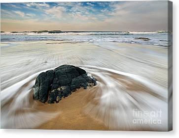 Beach Canvas Print by Rod McLean