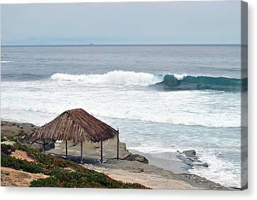 Beach Shack Canvas Print