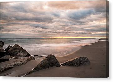 Canvas Print featuring the photograph Beach Therapy by Anthony Fields