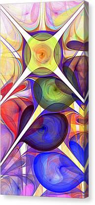Beacon Canvas Print by Anastasiya Malakhova