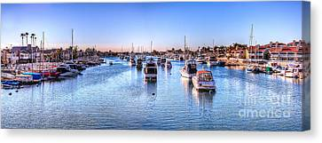 Beacon Bay Canvas Print
