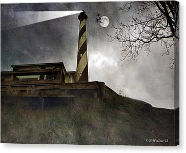 Beacon  Canvas Print by Brian Wallace