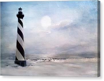 Beacon Canvas Print by Christine Annas
