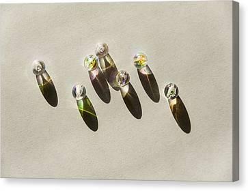 Beads Canvas Print by Svetlana Sewell