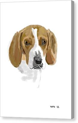 Beagle Canvas Prints Page 28 Of 35 Fine Art America