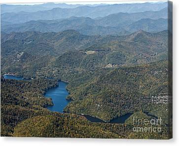 Bear Creek Lake In Nantahala National Forest by David Oppenheimer