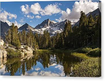 Bear Creek Spire Canvas Print by Joe Doherty