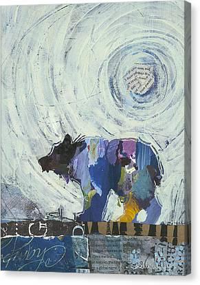 Bear IIi Canvas Print