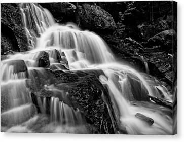Bearcamp River Cascades- Beede Falls Canvas Print